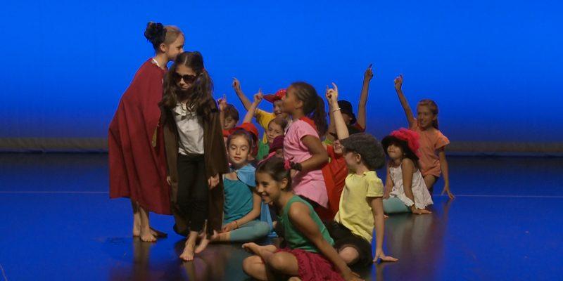 théâtre cours débutant jeu enfant courbevoie